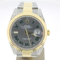 Rolex 116333 Or/Acier 2018 Datejust II 41mm occasion