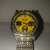 Citizen Chronograph Automatic pre-owned Yellow