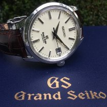 Seiko Automatic pre-owned Grand Seiko