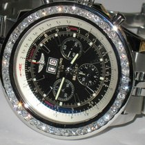 Breitling Bentley 6.75 Steel 49mm Black No numerals United States of America, New York, NEW YORK CITY
