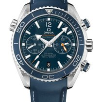 Omega 232.92.46.51.03.001 Titane Seamaster Planet Ocean Chronograph nouveau