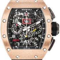 Richard Mille RM 011 Oro rosa 2012 RM 011 50mm usato