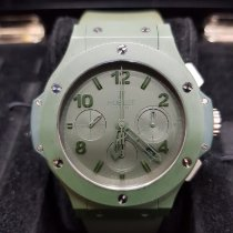 Hublot Big Bang 44 mm Ceramic 44mm Green Singapore, singapore