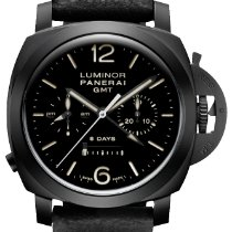 Panerai Luminor 1950 8 Days Chrono Monopulsante GMT PAM 00317 2019 new