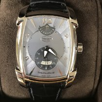 Parmigiani Fleurier Palladium 36mm Cuerda manual 3B1-17303-Pd350 usados