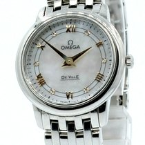Omega De Ville Prestige 27mm Mother of pearl United States of America, California, West Hollywood
