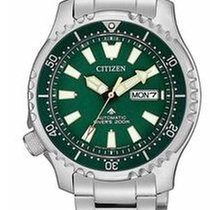 Citizen Aluminum 42mm Automatic Citizen NY0099-81X new