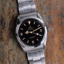 Rolex Explorer Ocel 36mm