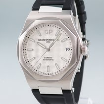 Girard Perregaux Steel 42mm Automatic 81010-11-131 pre-owned