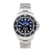 Rolex Sea-Dweller Deepsea Steel 44mm Blue No numerals United States of America, Pennsylvania, Bala Cynwyd