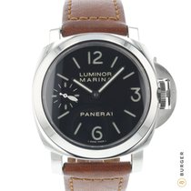 Panerai Steel 44mm Manual winding PAM00111 pre-owned