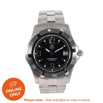 TAG Heuer 2000 Steel 37.5mm Black