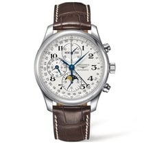 Longines Master Collection Steel 42mm White