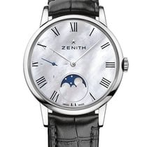 Zenith Elite Ultra Thin new 2019 Automatic Watch with original box and original papers 03.2320.692/81.C714