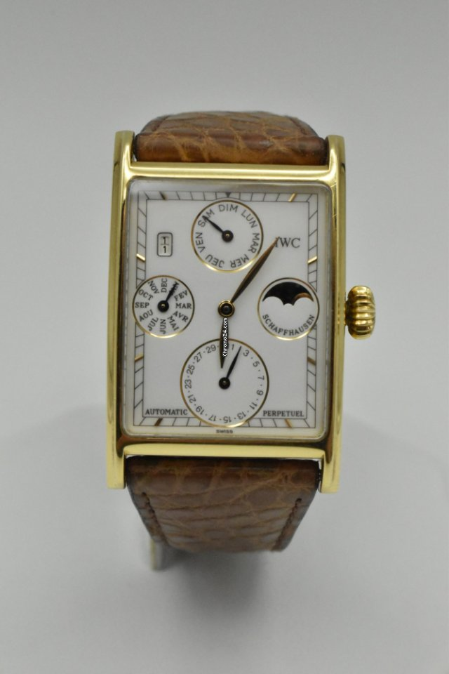 IWC Novecento IW3545 1990 pre-owned