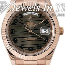 Rolex Day-Date II 218235 2009 pre-owned