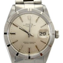 Rolex 1501 Steel 1969 Oyster Perpetual Date 34mm pre-owned
