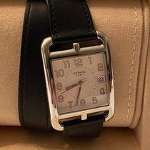 Hermès Cape Cod Steel 33mm Silver United States of America, California, West Hollywood
