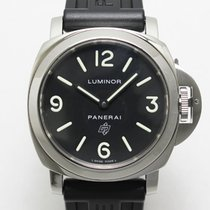 Panerai Luminor Base Logo Stahl 44mm
