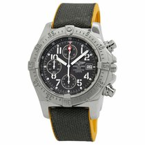 Breitling Avenger Skyland Steel 45mm Black United States of America, New York, New York
