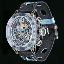 B.R.M 44mm Automatic new
