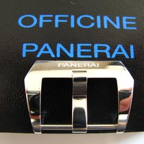 Panerai Polished Pre V Buckle Clasp s/steel 22mm NEW