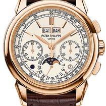 Patek Philippe 5270R-001 Rose gold Perpetual Calendar Chronograph