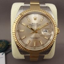 Rolex datejust II steel/gold 126333 / 41mm