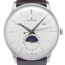 Junghans MEISTER CALENDAR WITH MOON PHASE