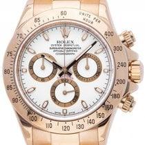 Rolex Daytona Cosmograph Gelbgold Automatik Chronograph...