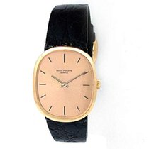 Patek Philippe Golden Ellipse Yellow gold Champagne No numerals United States of America, California, Los Angeles