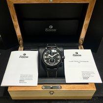 Tutima NEU-UHR Grand Classic Chronograph Black PVD 781-31
