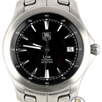 TAG Heuer MINT Men's TAG Heuer Link Automatic 40mm Black Dial...