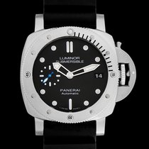 Panerai Luminor Submersible 1950 3 Days Automatic Acciaio...