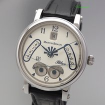 Martin Braun Steel 42mm Automatic 42 B pre-owned