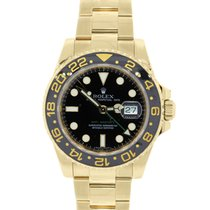 Rolex 116718LN Yellow gold 2018 GMT-Master II 40mm new United States of America, New York, New York