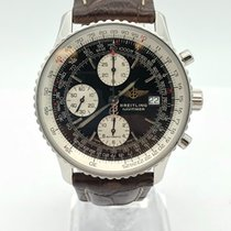 Breitling Old Navitimer Steel Black Arabic numerals United States of America, New York, New York