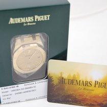 Audemars Piguet Royal Oak Jumbo Yellow gold 39mm Champagne No numerals