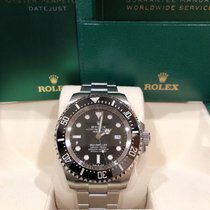 Rolex Sea-Dweller Steel 44mm Black