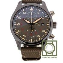 IWC Pilot Chronograph Top Gun Miramar Ceramic 44.5mm Grey Arabic numerals