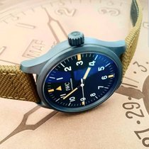 IWC IW324801 Wolfram Fliegeruhr (Submodel) 39mm