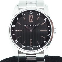 Bulgari Steel Quartz bulgari st42s pre-owned Singapore, Singapore