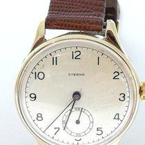 Eterna Oro giallo 36mm Manuale 3065006 usato Italia, barletta