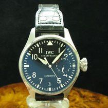 IWC Steel 46.5mm Automatic 5009 pre-owned
