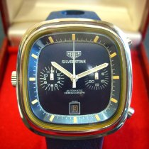 TAG Heuer Silverstone 110.313B 1972 pre-owned