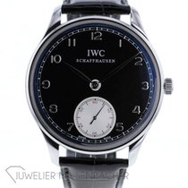IWC Steel 44mm Manual winding Ref. IW545404