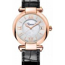 Chopard Imperiale Roségold 36mm Silber