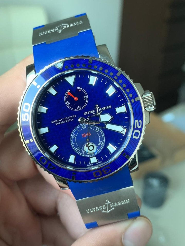 Ulysse Nardin Maxi Marine Diver 260-32-3A 2021 new