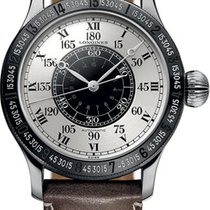 Longines Lindbergh Hour Angle new 2018 Automatic Watch with original box and original papers L2.678.1.71.0