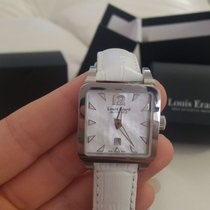 Louis Erard Emotion Steel 29mm Mother of pearl No numerals